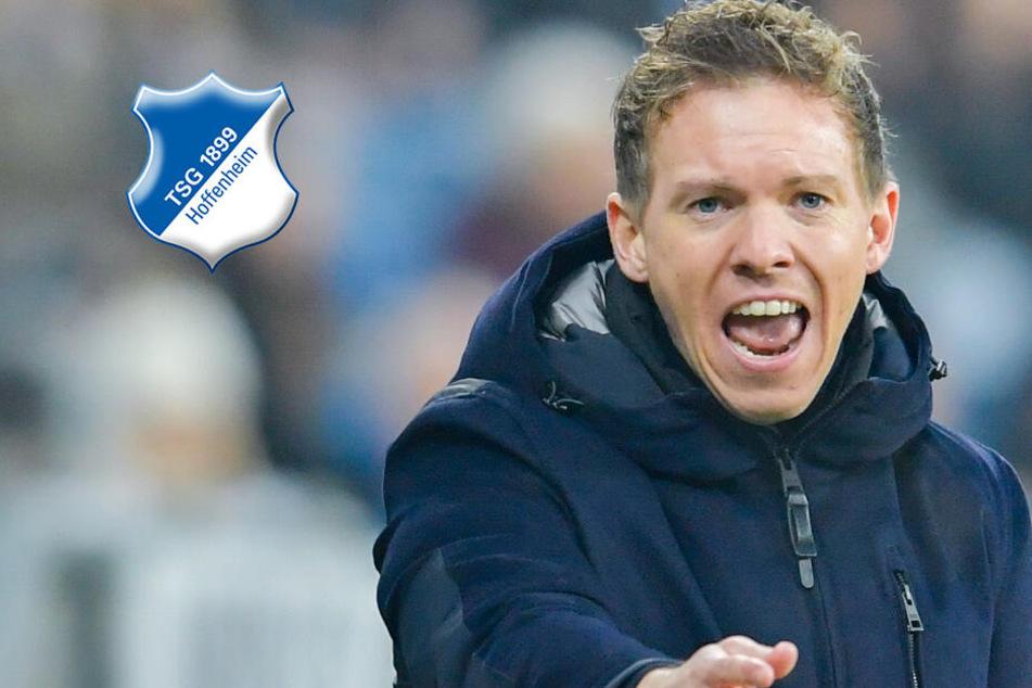 TSG-Coach Nagelsmann mit Personalsorgen gegen seinen zukünftigen Club
