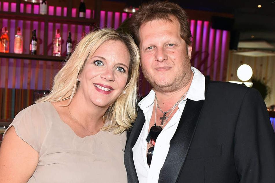 Jens und Daniela Büchner halten auch in schlechten Zeiten zusammen.
