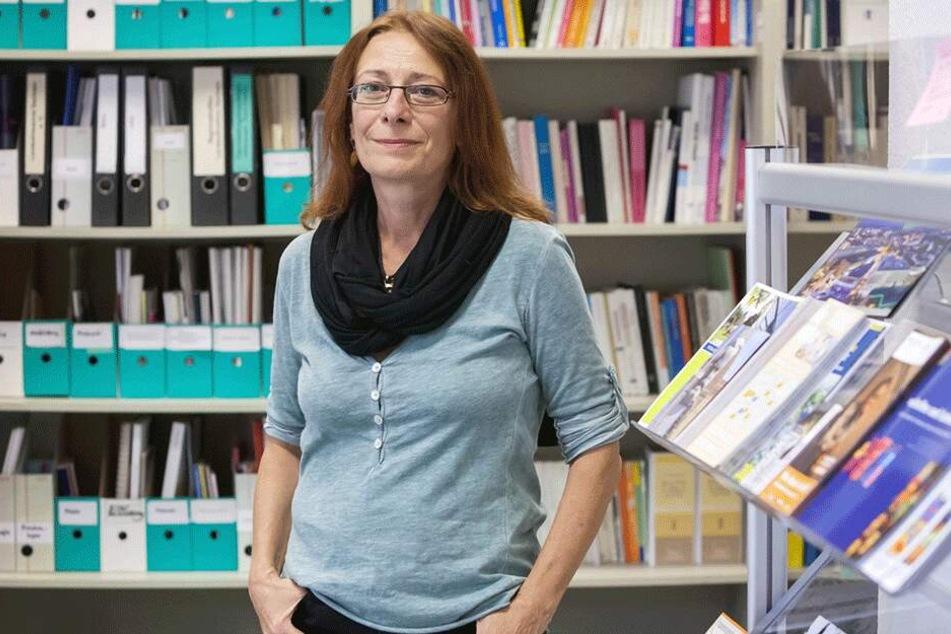 Pia Hamann (57), die Gleichstellungsbeauftragte der Stadt Chemnitz.
