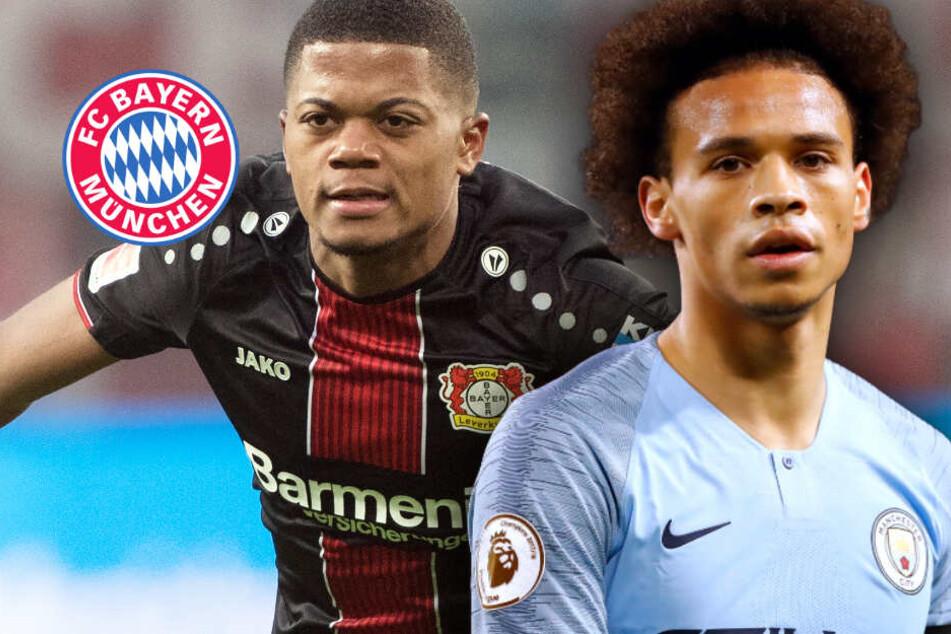 FC Bayern legt offenbar Angebot für Leroy Sané vor, Verwirrung um Leon Bailey