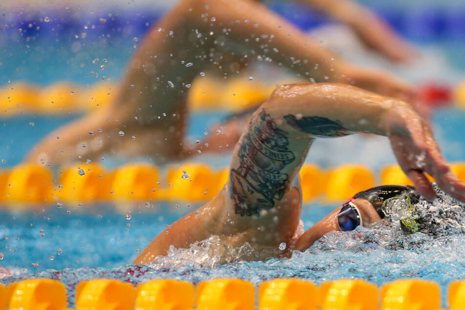 Olympia-Schwimmer zogen trotz Sportverbot in Corona-Krise ihre Bahnen