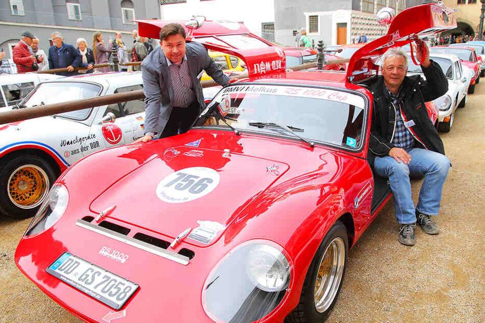 50 Jahre Sportwagen-Legende RS1000: Heute große Melkus-Ausfahrt