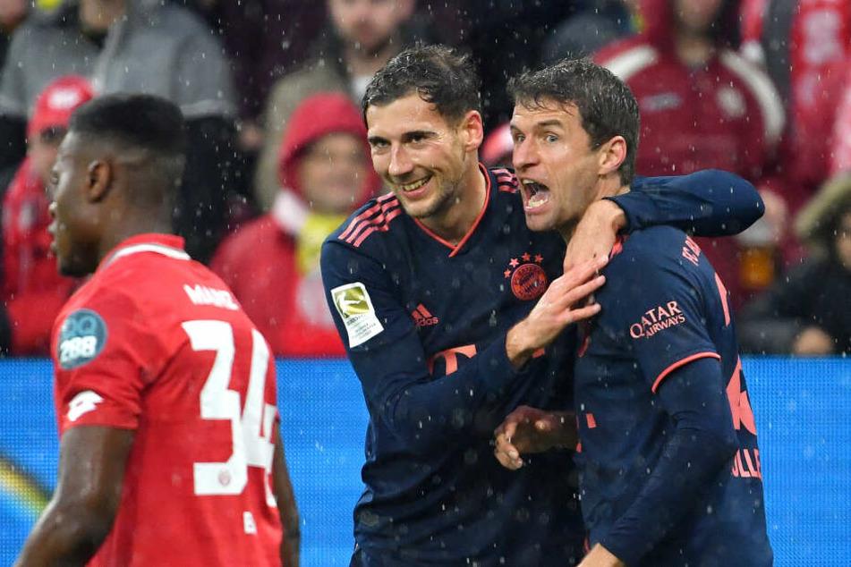 Thomas Müller überzeugt, auch demnächst wieder den Bundestrainer?