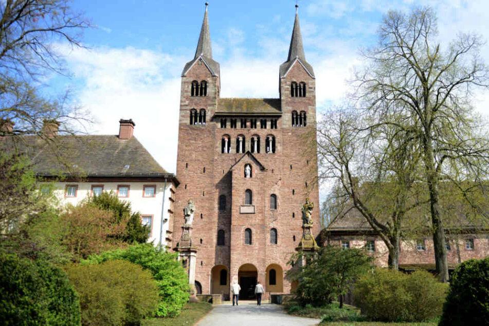 Das Kloster Corvey ist ein Weltkulturerbe.
