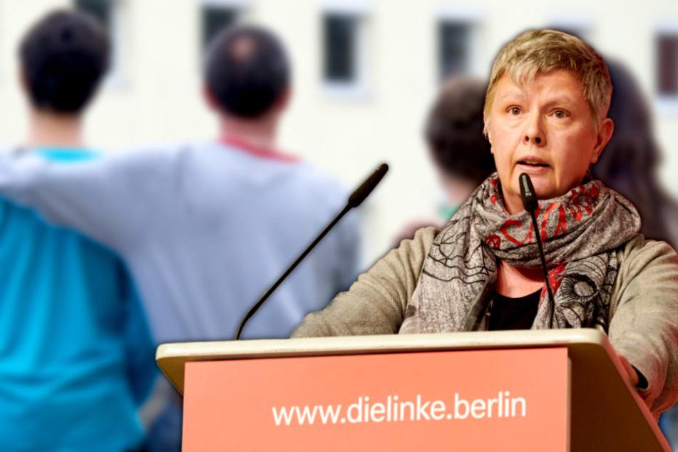 Linke fordert: Berliner Flüchtlinge sollen besondere Ausweise bekommen!