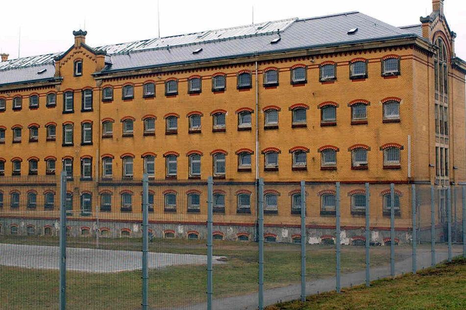 Das Gefängnis in Bautzen. Auch hier wurde ein Beamter durch einen Häftling verletzt.