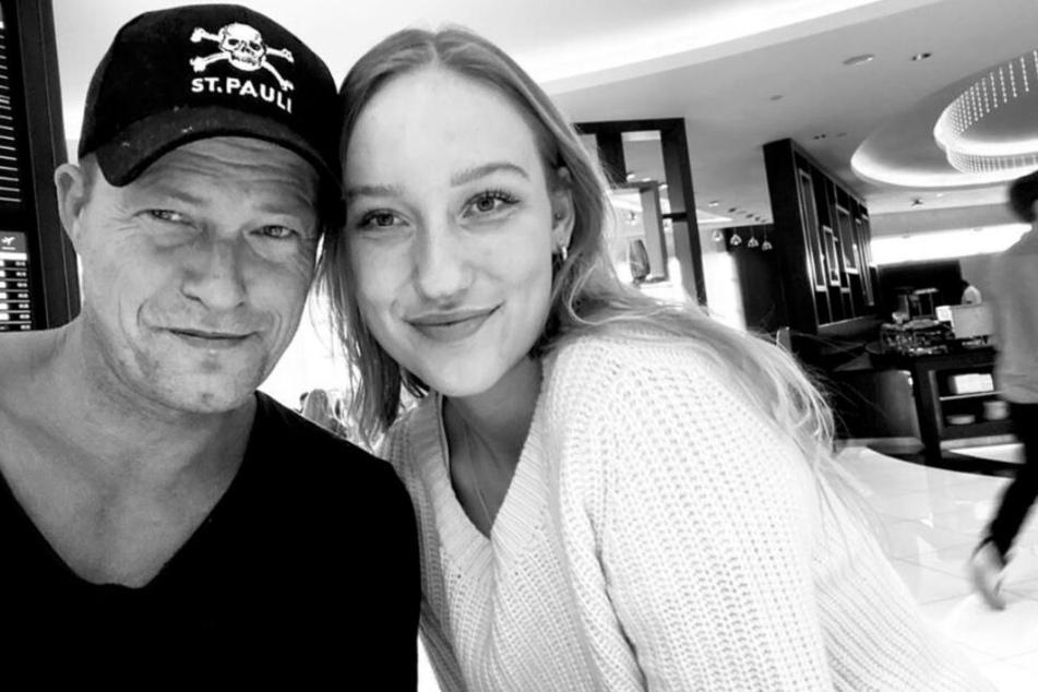 Til Schweiger postete erst kürzlich die ersten Bilder mit seiner Sandra.