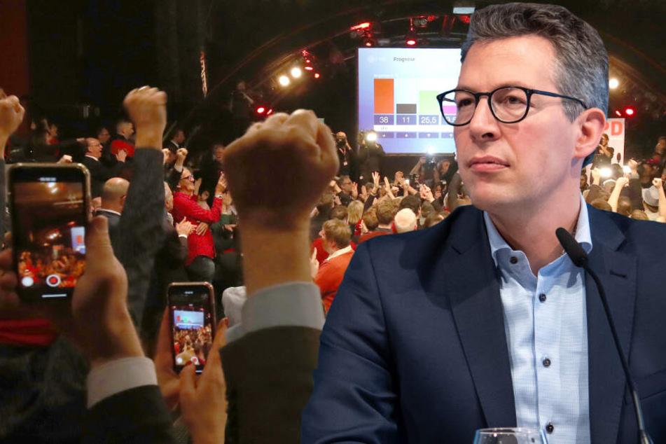"""AfD für """"geistiges Brandstiftertum"""" abgestraft: CSU-Generalsekretär gratuliert Hamburg"""