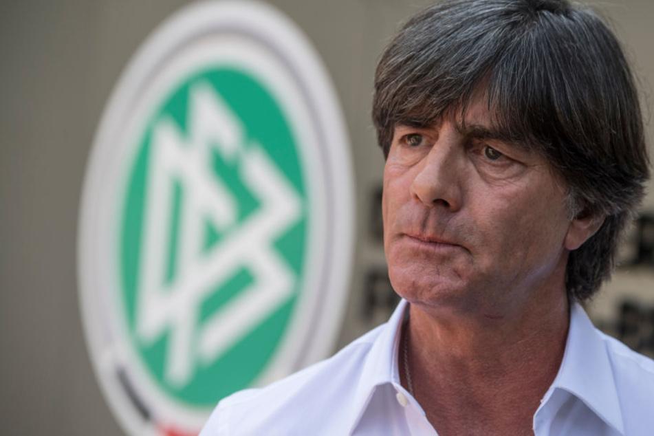 Von ihm wird nicht nur eine Analyse, sondern auch Taten verlangt: Bundestrainer Joachim Löw.