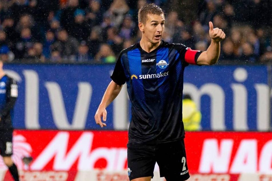 Uwe Hünemeier will mit seiner Mannschaft fit für Regensburg sein.