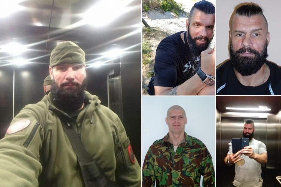 Piotr Klemczak trat mit verschiedenen Identitäten in Erscheinung.