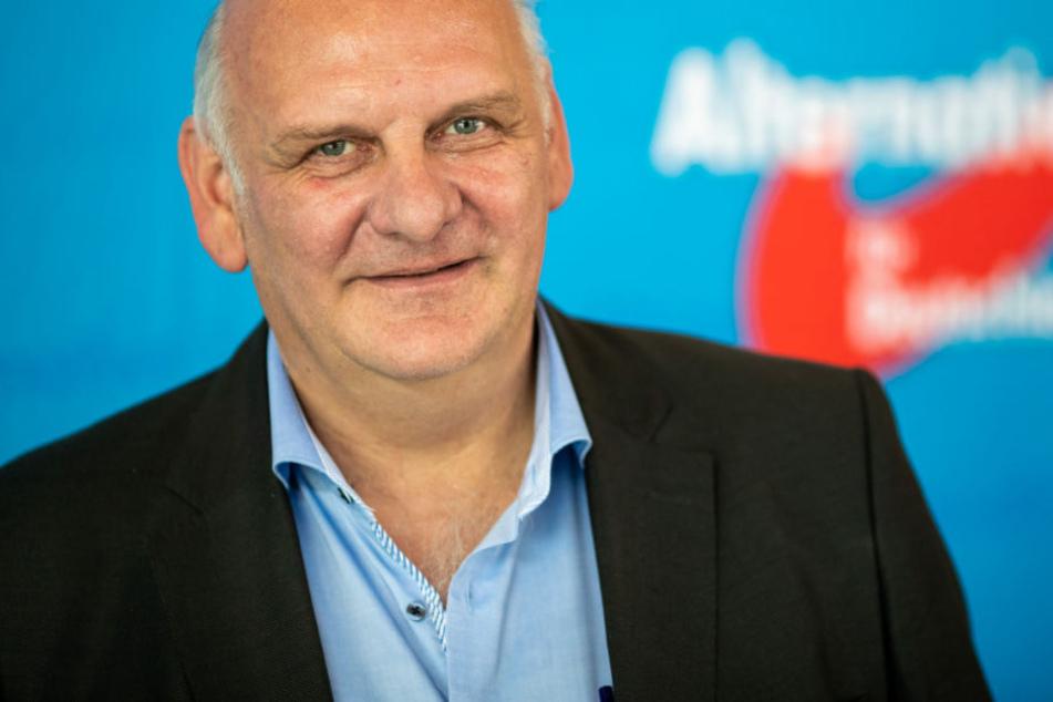 Franz Bergmüller klagt gegen die Aberkennung seiner AfD-Parteimitgliedschaft.