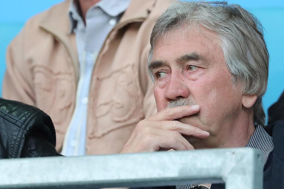 Ex-CFC-Trainer Gerd Schädlich.