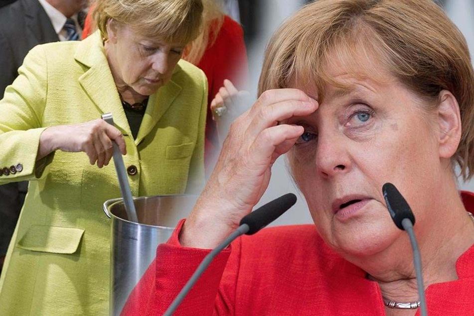 Angela Merkel kocht zuhause gerne. Den Einkauf erledigt aber Ehemann Joachim Sauer (68).