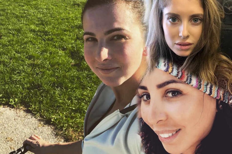 Hinter jedem Fußballer steht eine Frau, die Probleme macht: diese Spielerfrauen teilen aus
