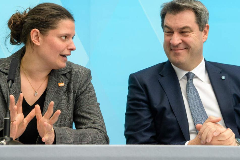 Umwelt- und Artenschutz in Bayern: Runder Tisch mit vorerst letztem Treffen
