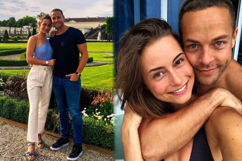Jennifer Lange (25) und Andrej Mangold (32) sind nach wie vor glücklich miteinander.