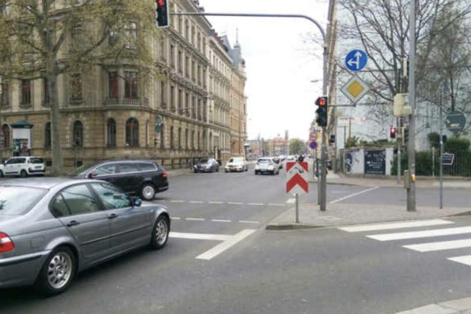 Pendler aufgepasst: Wundtstraße ab heute nur noch einspurig