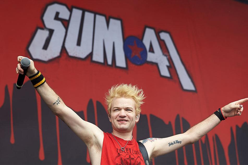 Die Rockband um Frontsänger Deryck Whibley kommt am 22. August nach Leipzig.