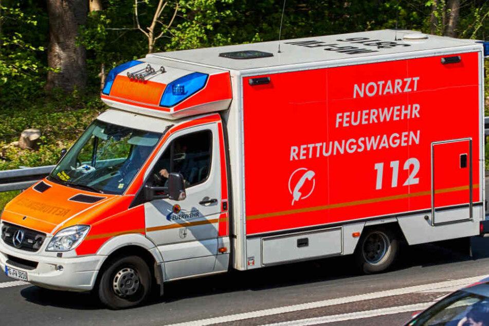 Rettungswagenfahrer brauche freie Sicht. (Symbolbild)