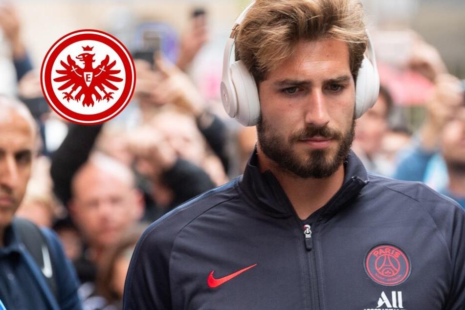 Heiße Phase eingeläutet: Geht's für Trapp jetzt ganz fix von PSG zur Eintracht?