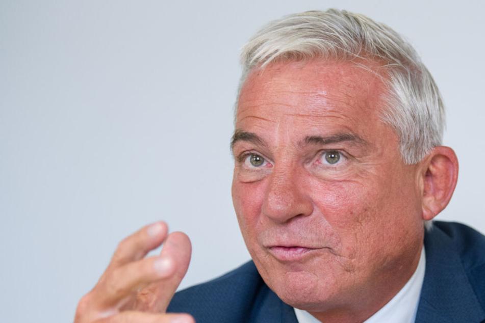 Thomas Strobl, CDU-Landeschef.