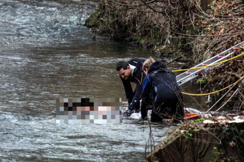 Er trieb in der Lahn! Vermisster Mann tot aufgefunden