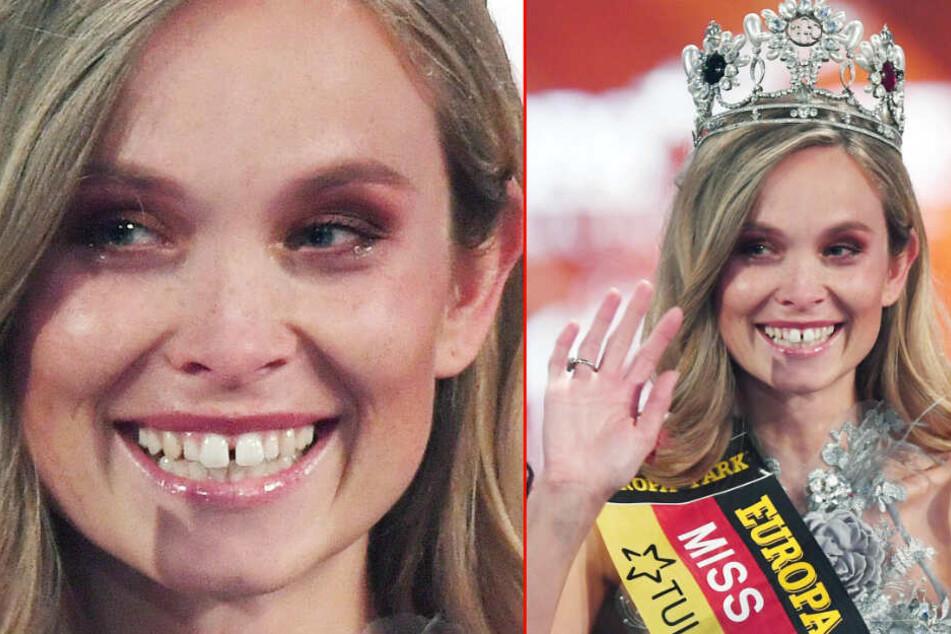 Die Amtszeit von Nadine Berneis (30) als Miss Germany geht am Samstag zu Ende.