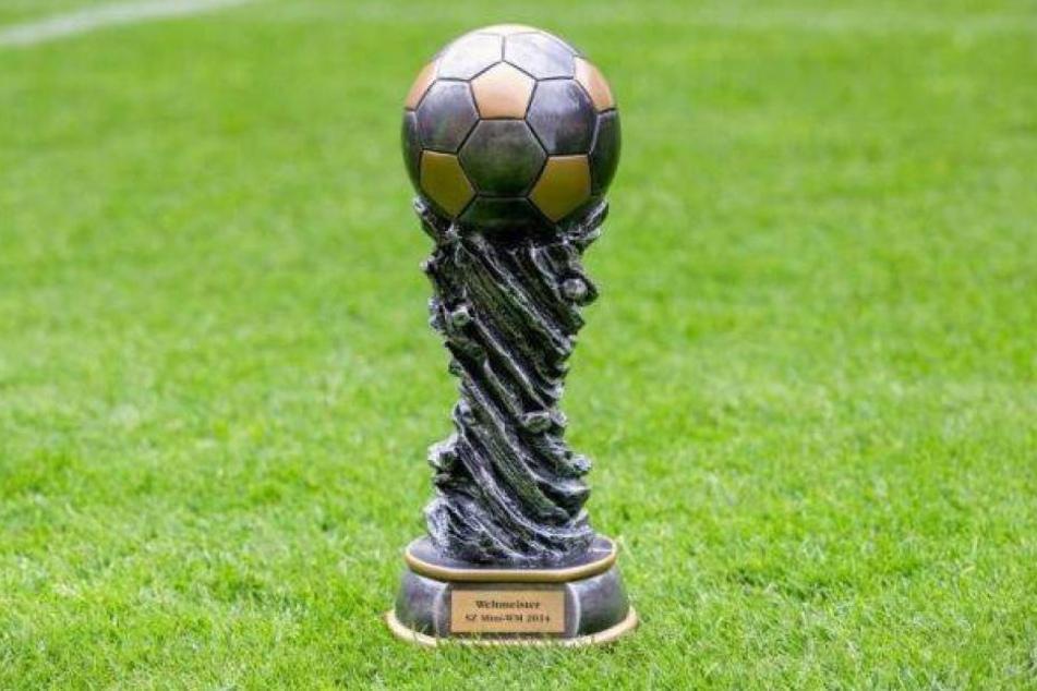 Hol Dir den Pokal auf dem heiligen Rasen der SG Dynamo Dresden!