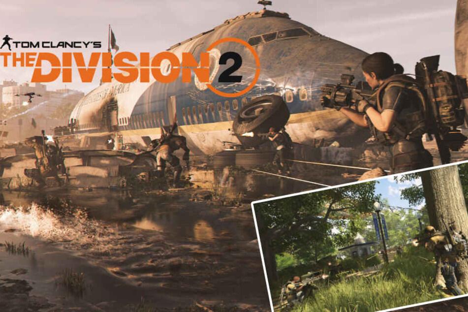"""""""The Division 2"""" im Test: Endlich mal ein wirklich guter Loot-Shooter!"""