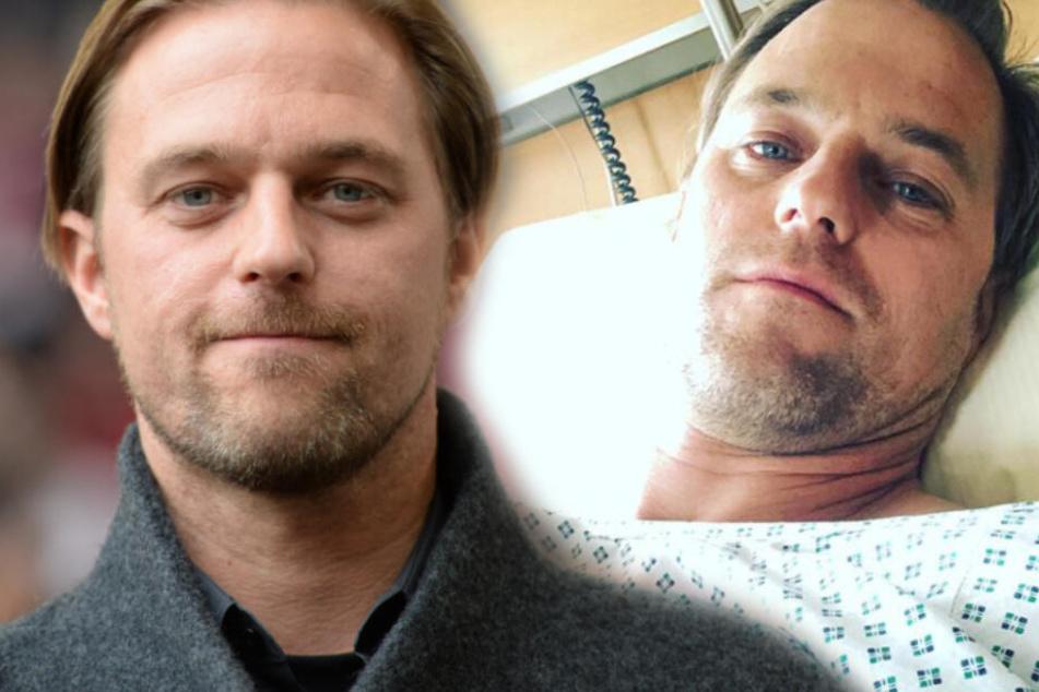 VfB-Legende Timo Hildebrand liegt derzeit im Krankenhaus. (Fotomontage)