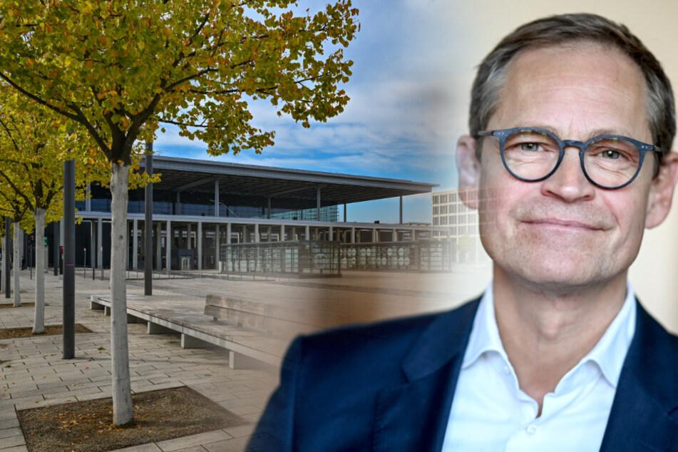 Michael Müller sicher: BER-Pannen werden schnell vergessen sein