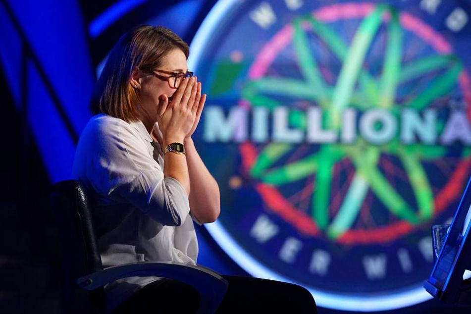 Studentin Milana Kaiser (25) zockte sich bis auf 500.000 Euro.