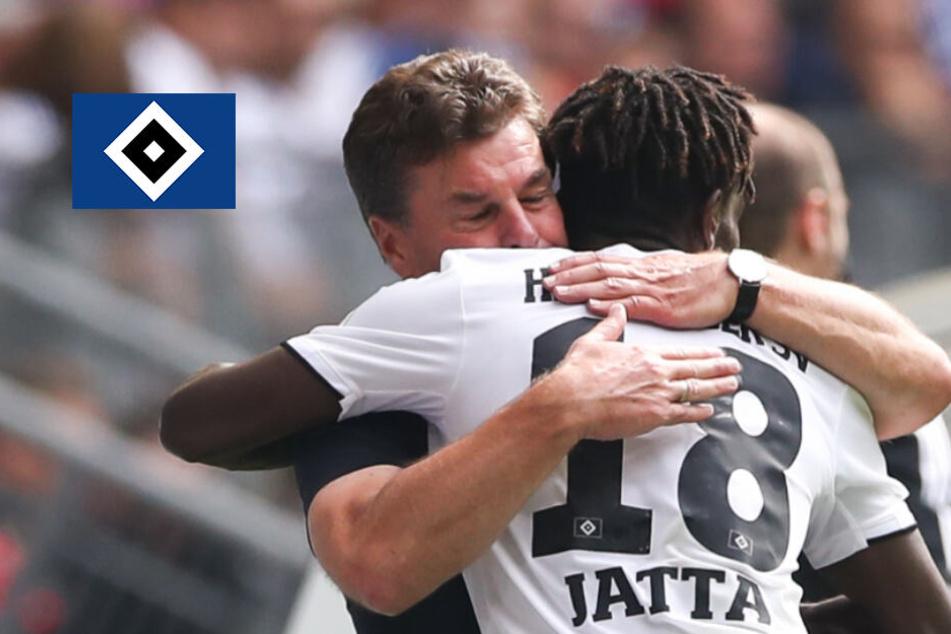 """HSV-Profi Jatta bricht sein Schweigen: """"Ich wurde öffentlich an den Pranger gestellt!"""""""