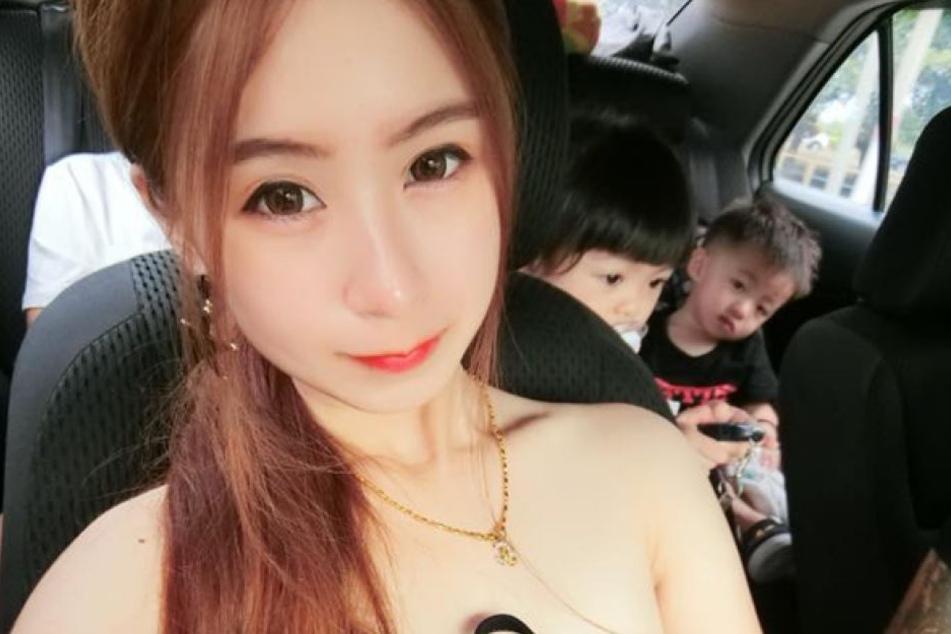 Mit gerade mal 23 Jahren ist Doreen Ching aus Malaysia schon vierfache Mutter.