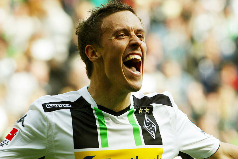Bei Borussia Mönchengladbach hatte Max Kruse zwei erfolgreiche Jahre.