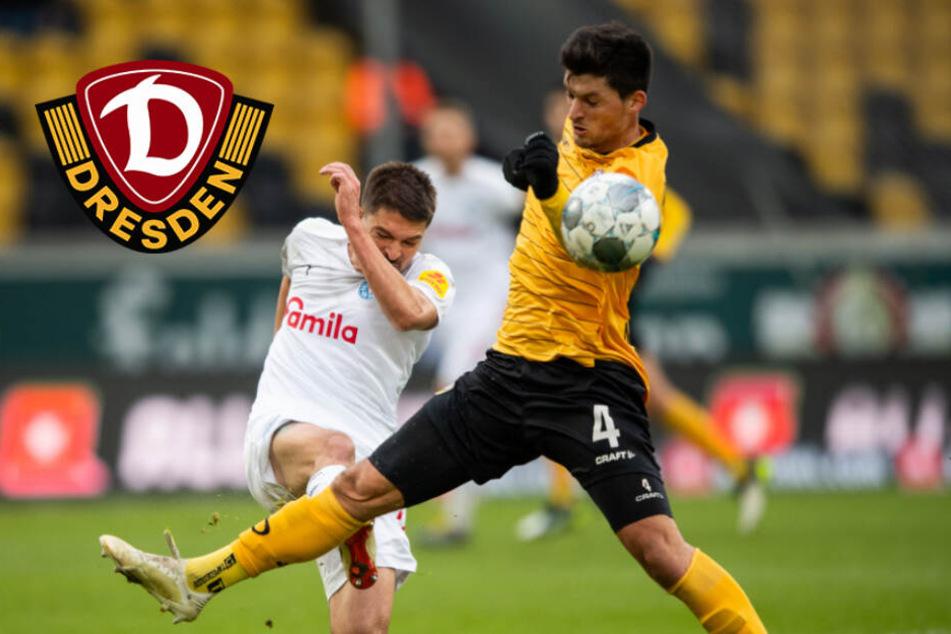 Dynamo verliert gegen Kiel und übernimmt die Rote Laterne