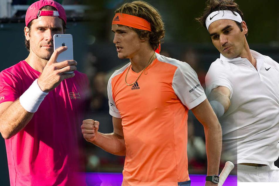 Tenniselite in Ostwestfalen: Diese Stars kommen zu den Gerry Weber Open
