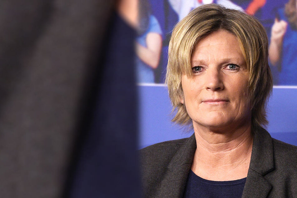 Claudia Neumann (54) war die einzige weibliche Kommentatorin bei der Fußball-WM in Russland. Sie sah sich Anfeindungen ausgesetzt.