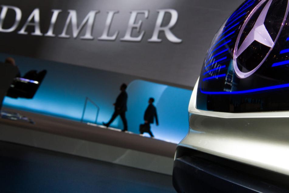 Zunächst hatte Daimler Nachbesserung an rund 300.000 Autos angekündigt, ein Großteil ist mittlerweile abgearbeitet. (Symbolbild)