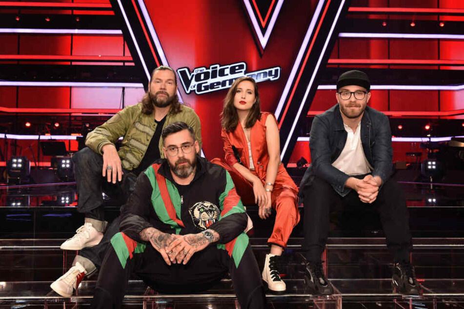 Das ist die Jury für The Voice 2019!