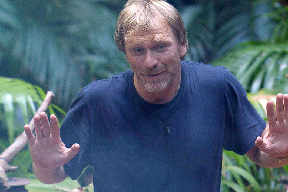 Dschungel-Überraschung! Ansgar Brinkmann verlässt das Camp freiwillig