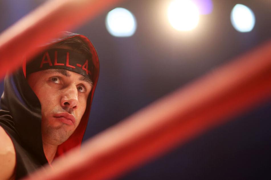 Der Boxer muss sich wegen mutmaßlicher Steuerhinterziehung vor Gericht verantworten.
