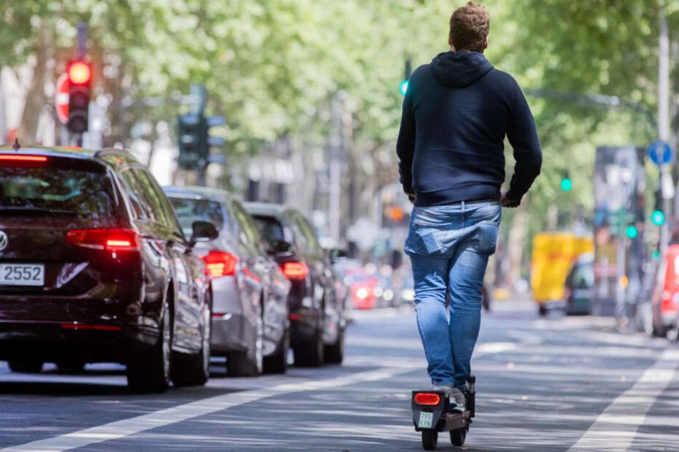 Seit dem 15. Juni sind E-Scooter in Deutschland erlaubt. (Symbolbild)