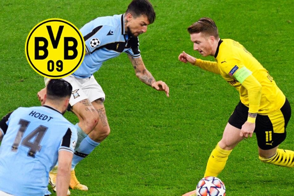 """VAR """"klaut"""" BVB den Sieg gegen Lazio Rom: Das war doch kein Elfer!"""