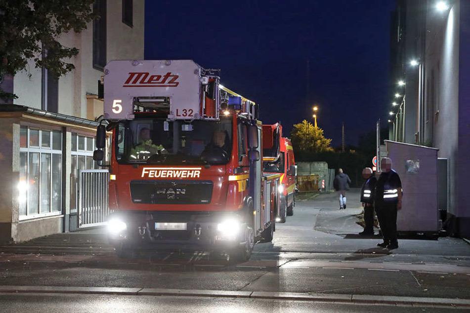 Bei dem Brand auf der Hamburger Straße wurde niemand ernsthaft verletzt. Das Feuer konnte schnell gelöscht werden.