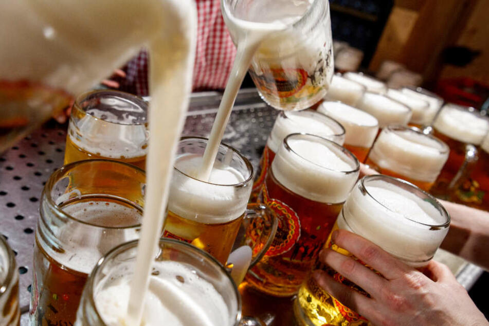 Bald geht das beliebte Frühlingsfest wieder los, dann kostet das Bier allerdings 10,30 Euro.
