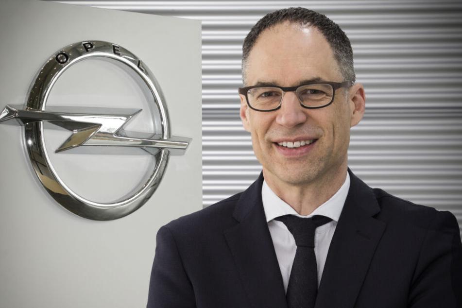 Neuer Personalchef für Opel: Ralph Wangemann löst Anke Felder ab