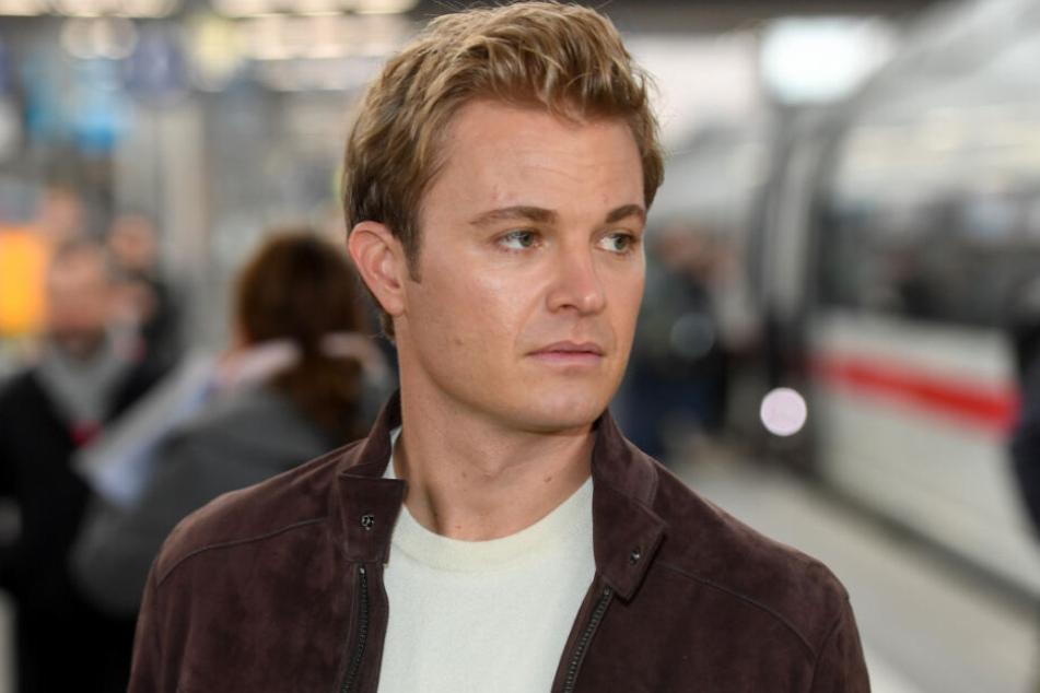 Auch er wendete sich via Twitter an Palmer: Nico Rosberg.