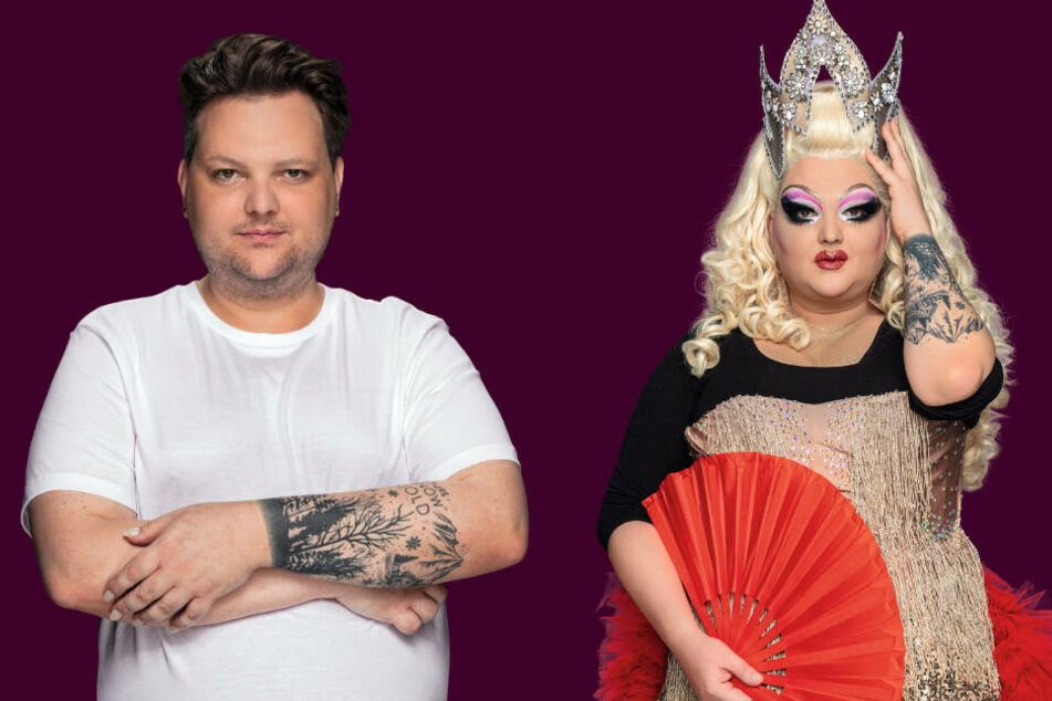"Samantha Gold rockt ""Queen of Drags"" mit ihren Proportionen"